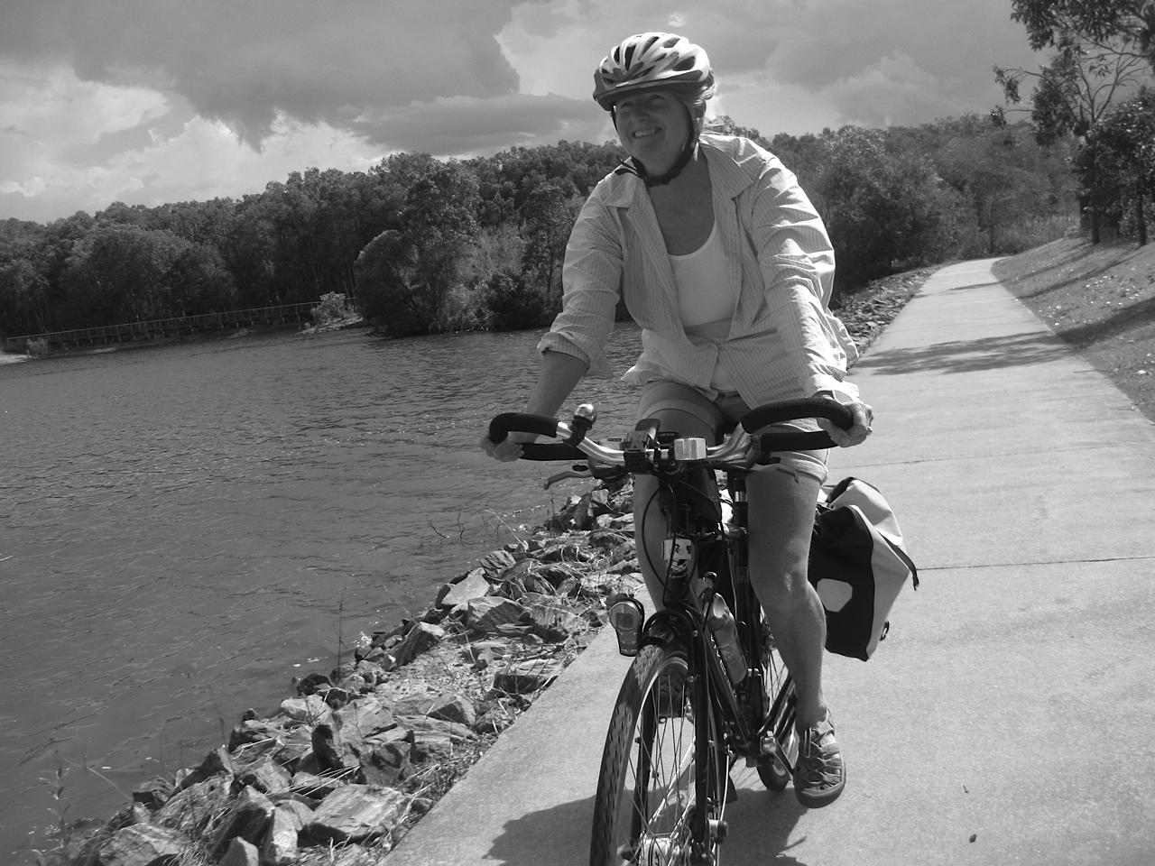 Gail from A Bike 4 All Seasons