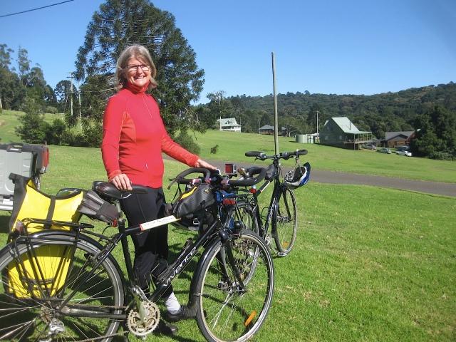 20160424 Gail Bike IMG_2050