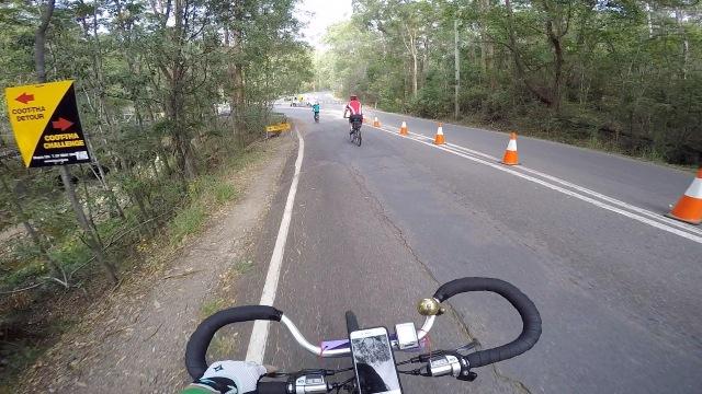 20170507 GBBR mt Cootha detour