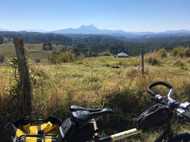 Wollumbin coming every closer.