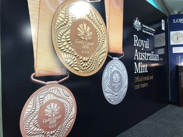 Royal Australian Mint Pop-up shop