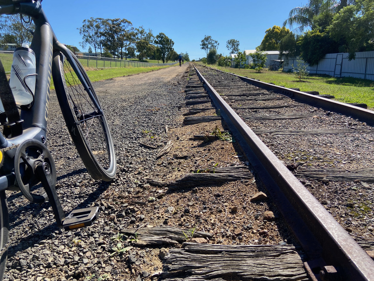 Lowood Railway Line